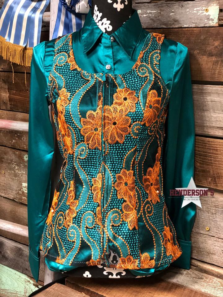 Under The Sea Show Vest - Henderson's Western Store