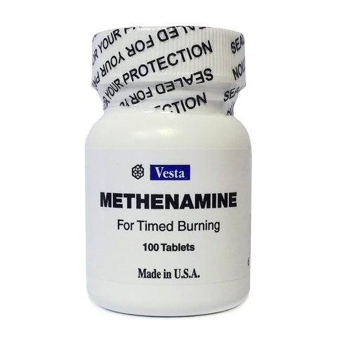 Methenamine Bottle