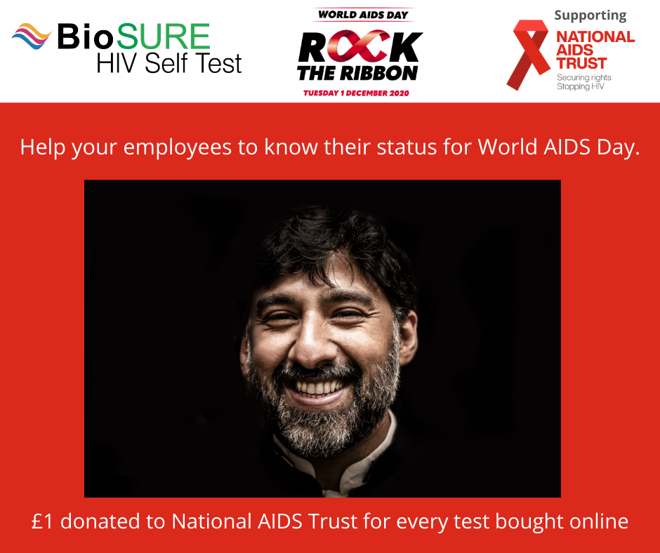 HIV Testing for employees