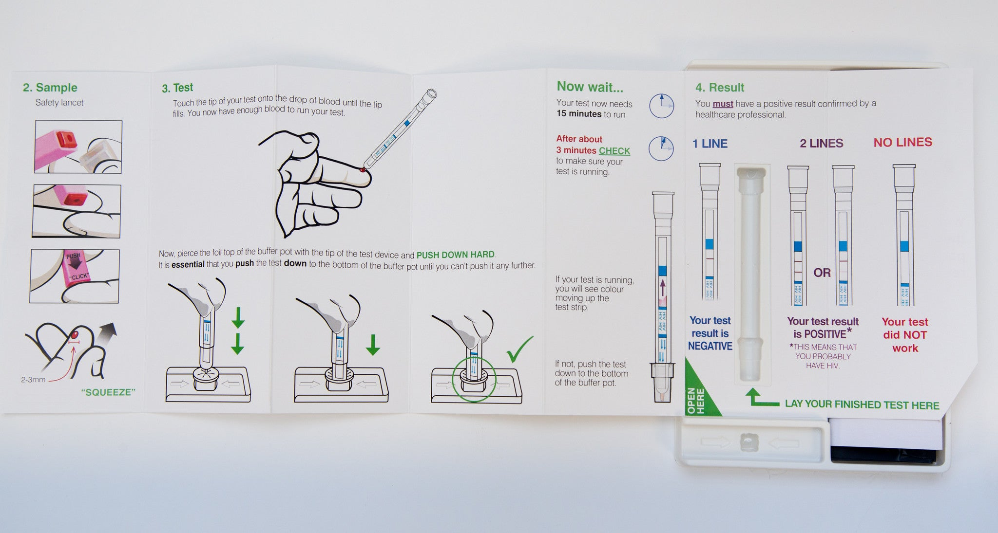 Instant HIV Self Testing Kit | Buy HIV Test | BioSURE