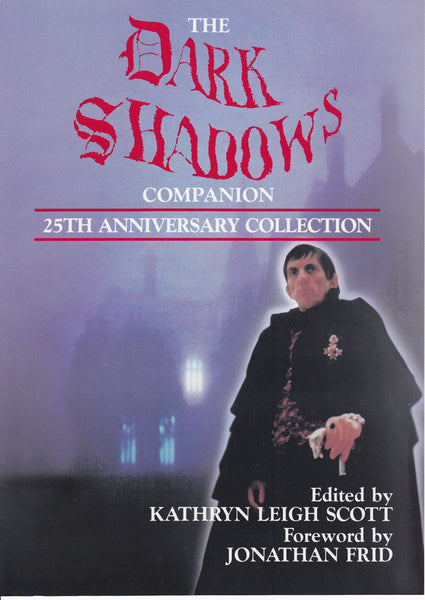 Image result for dark shadows companion  book cover