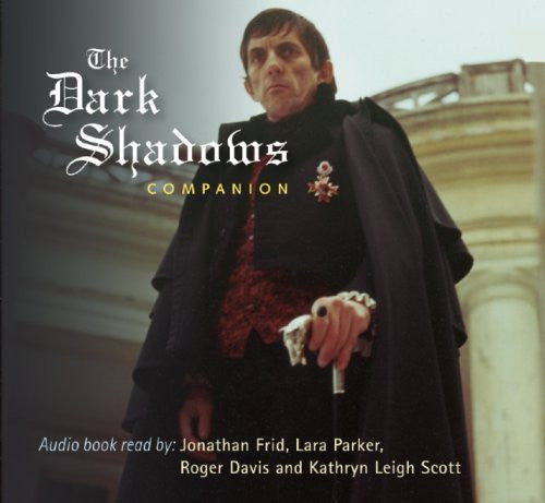 The Dark Shadows Companion Audio CD
