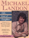 Michael Landon: Life, Love & Laughter by Harry Flynn