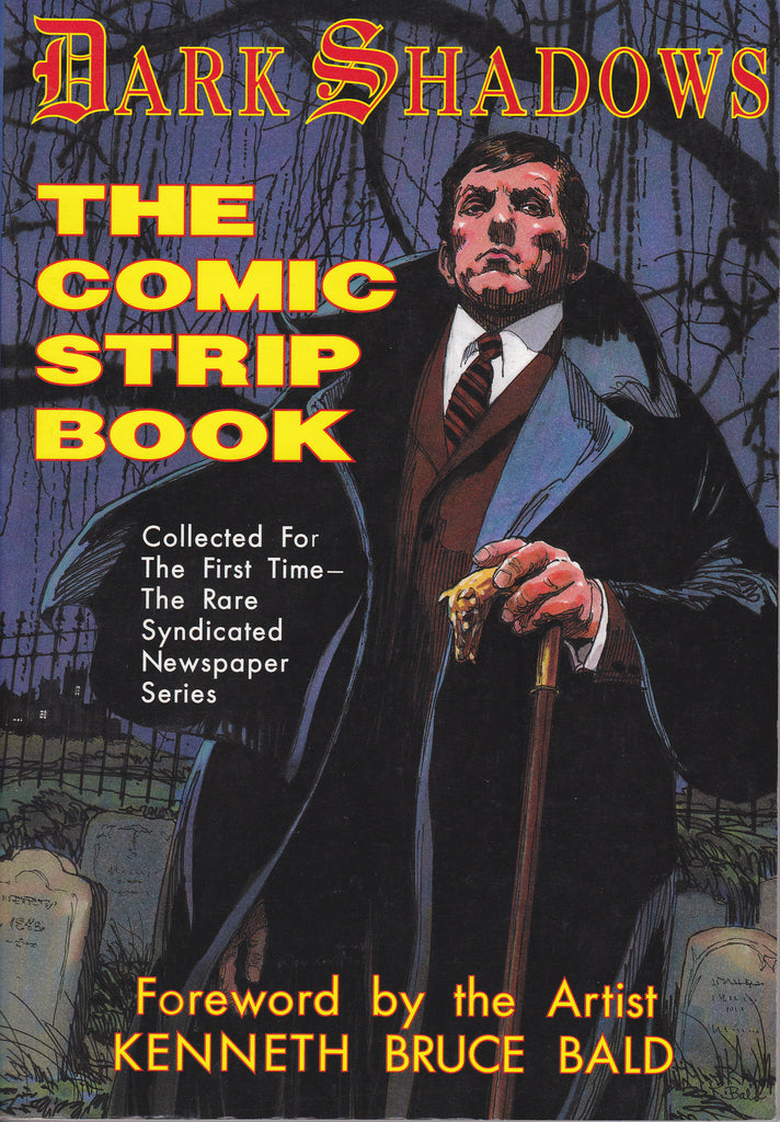 Dark Shadows: The Comic Strip Book