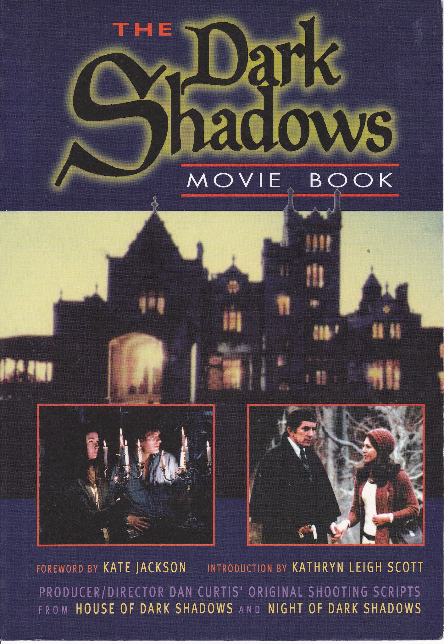 The Dark Shadows Movie Book (slightly dinged-up) - only $19.95!