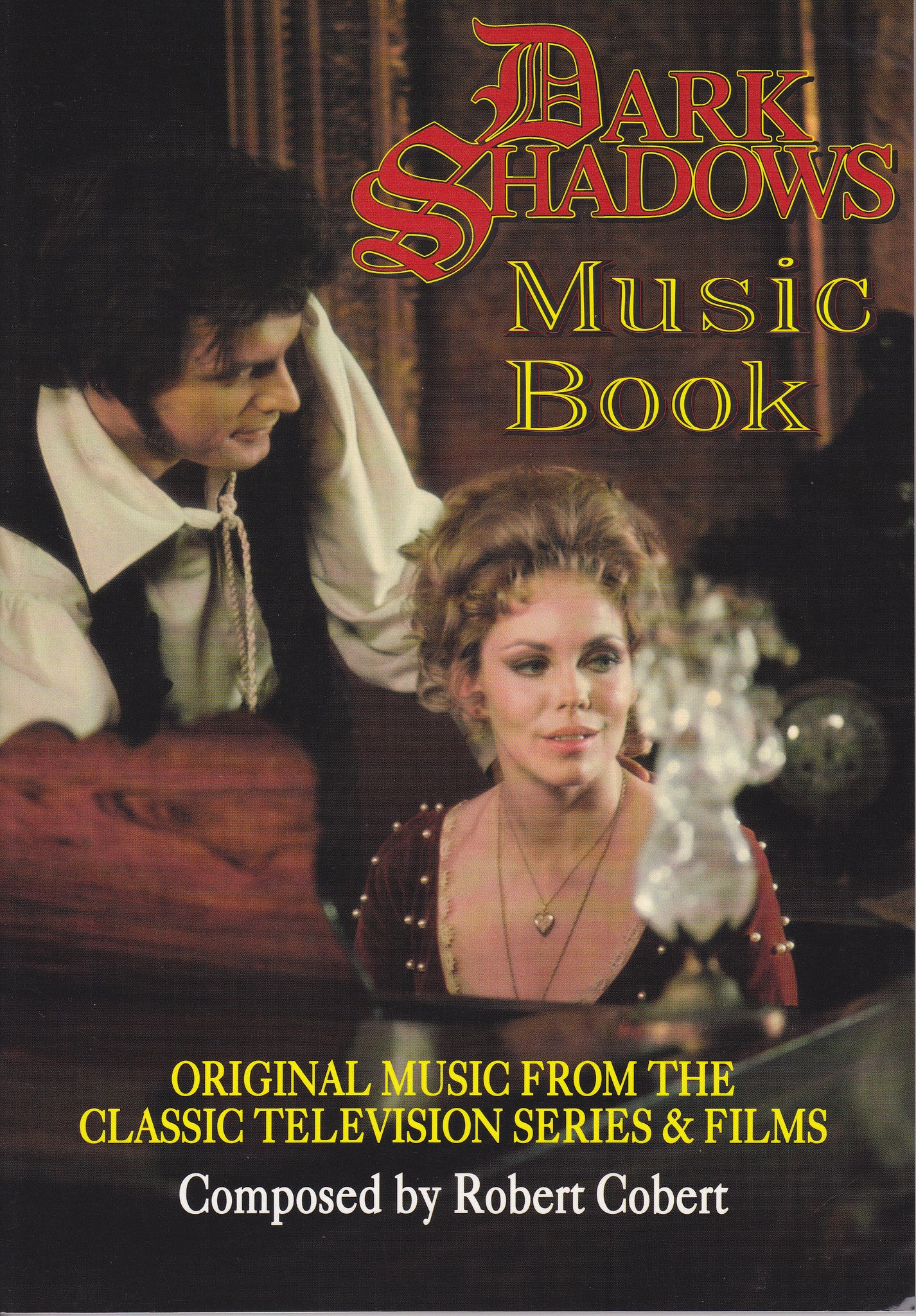 The Dark Shadows Music Book