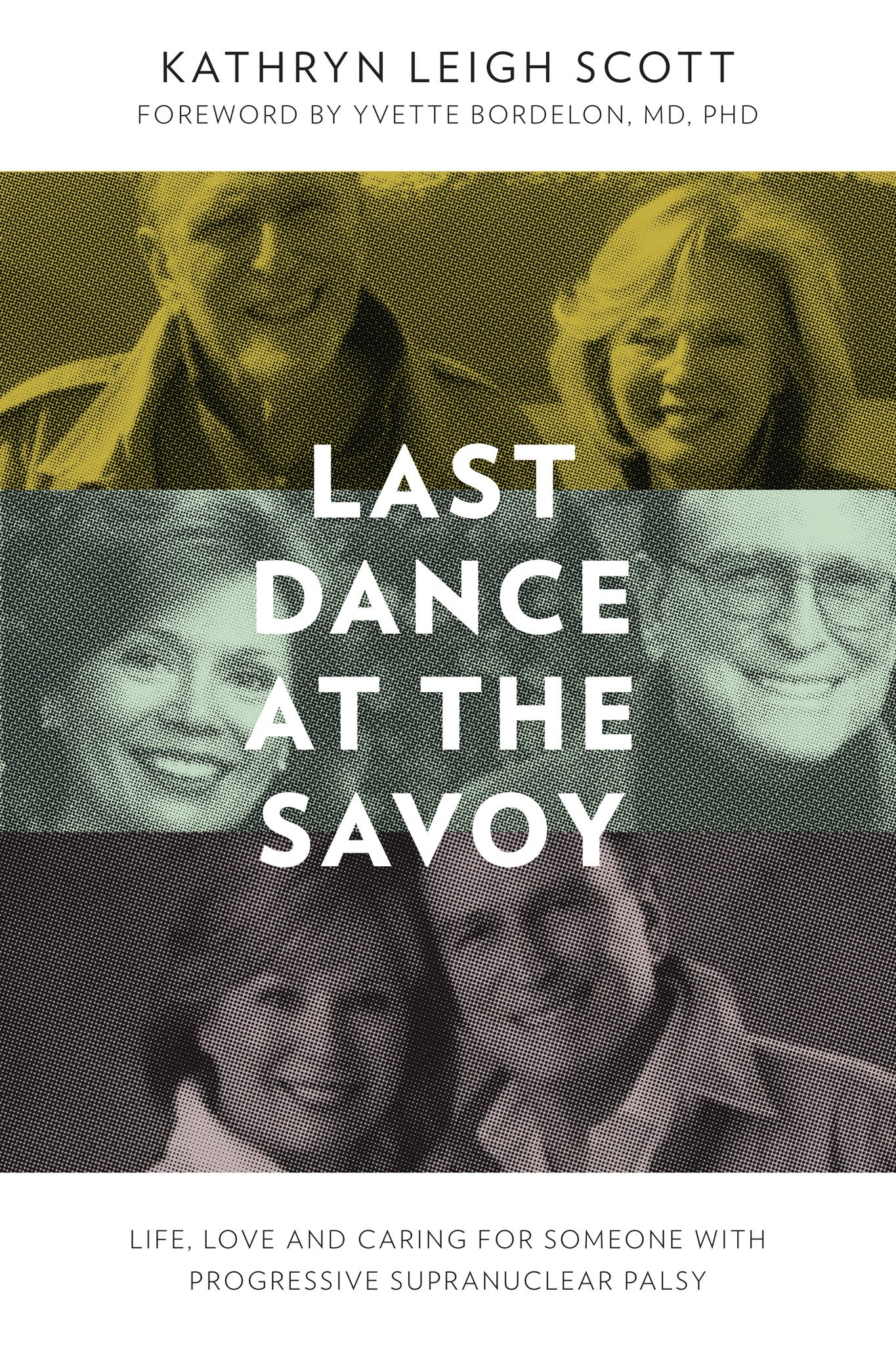 Last Dance at the Savoy -- autographed