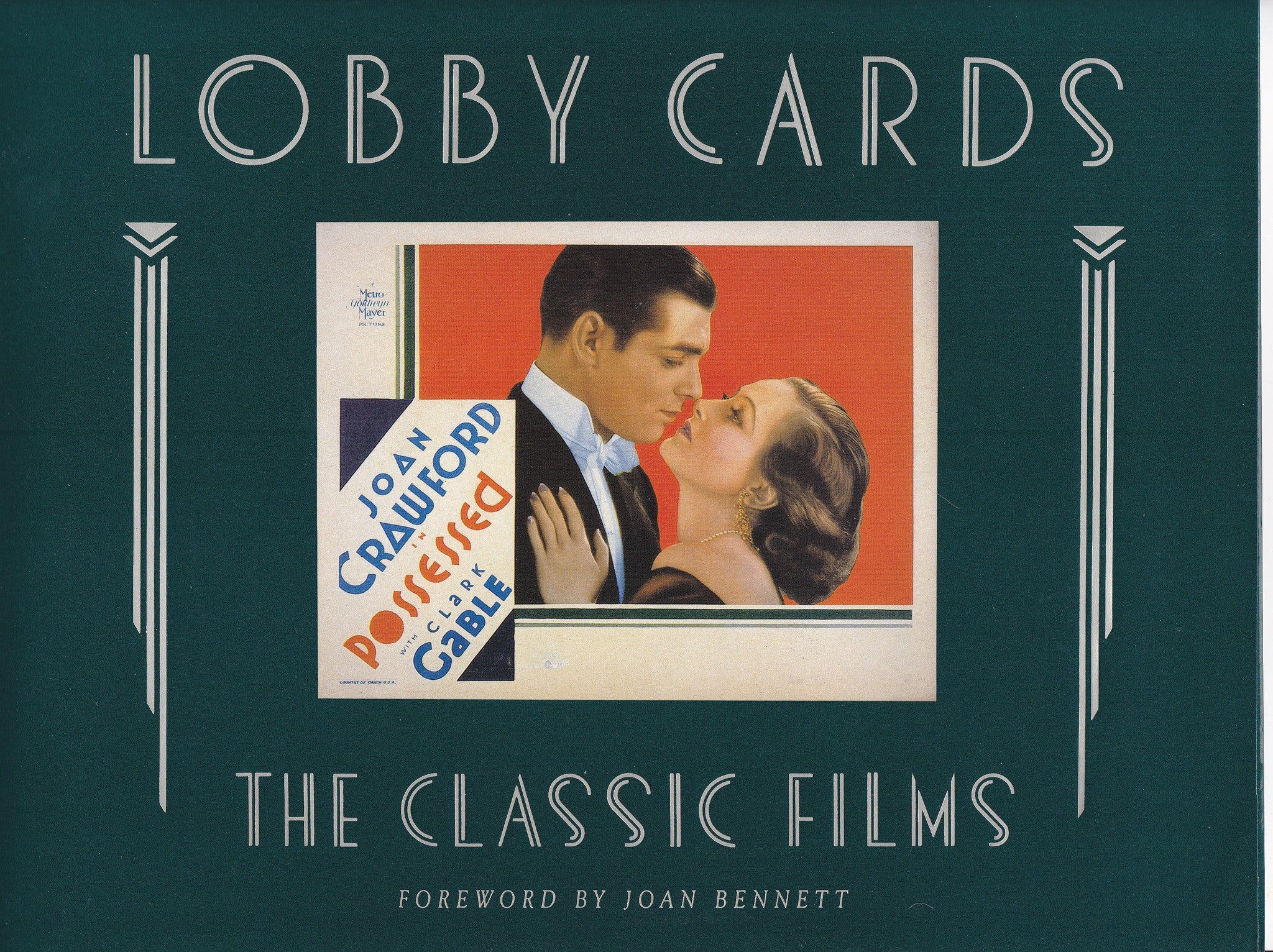 Lobby Cards: The Classic Films