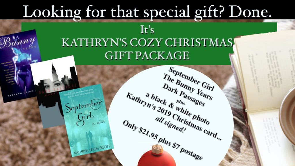Kathryn's 2019 Cozy Novel Christmas Bundle!