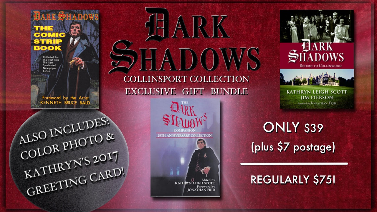 Dark Shadows Gift Bundle: Collinwood Collection