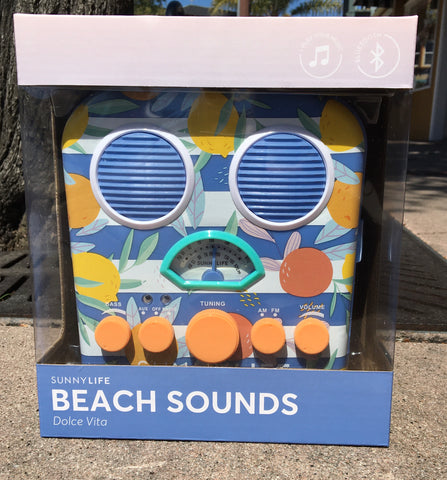 Beach Sounds Dulce Vita