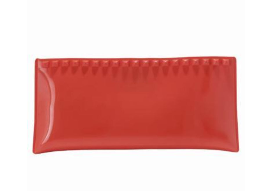Red jelly clutch