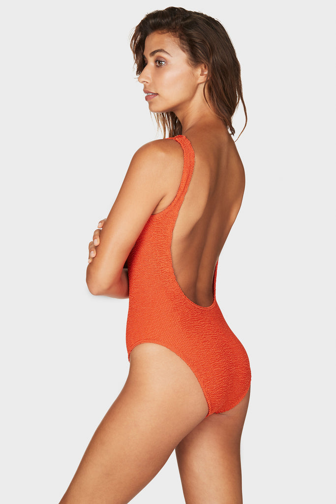 Mara one piece orange