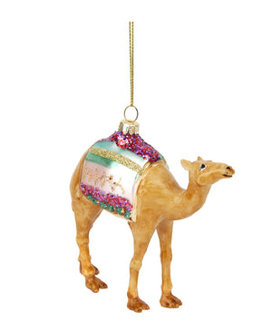 Load image into Gallery viewer, Camel ornament