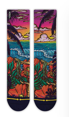 Jungle Paradise socks - kids