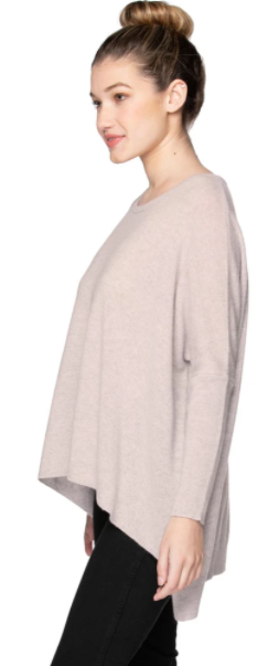 Load image into Gallery viewer, Light Pink Cashmere Sweater