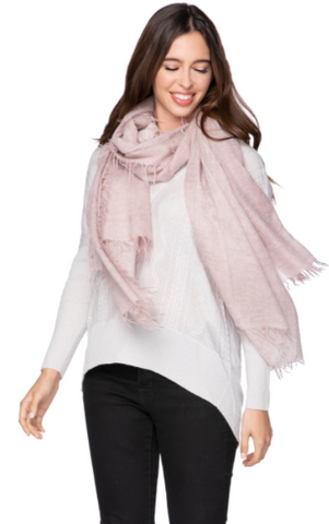 Imported Cashmere Scarf