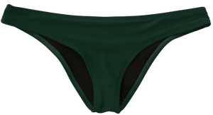 Load image into Gallery viewer, Army green low rise moderate coverage bottoms