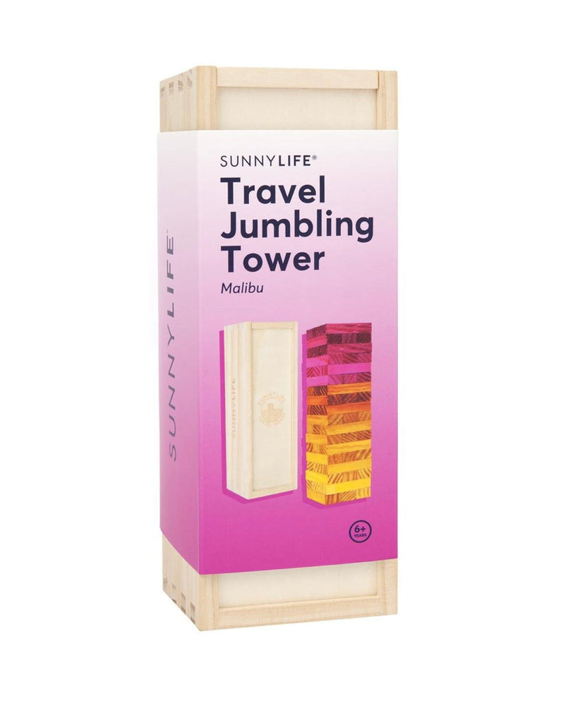 Travel Jumbo Tower