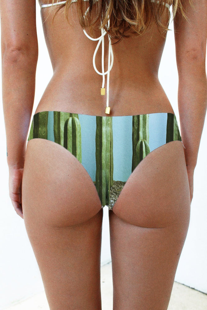 Load image into Gallery viewer, Thin Cactus printed bottoms