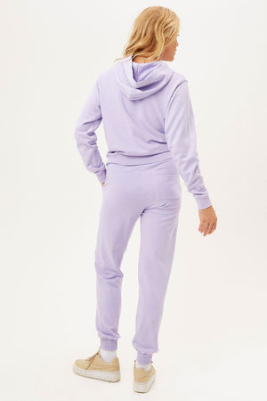 Load image into Gallery viewer, Purple Frankies Sweatpants