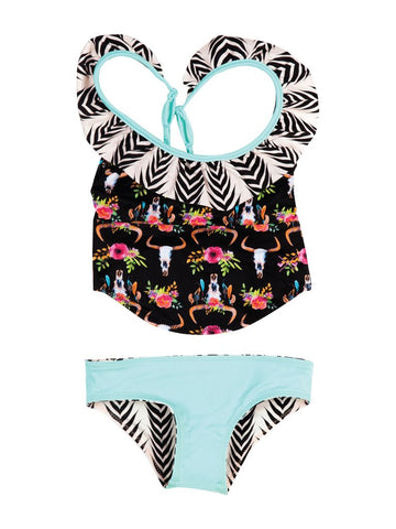Dream Catcher Cropped Bikini