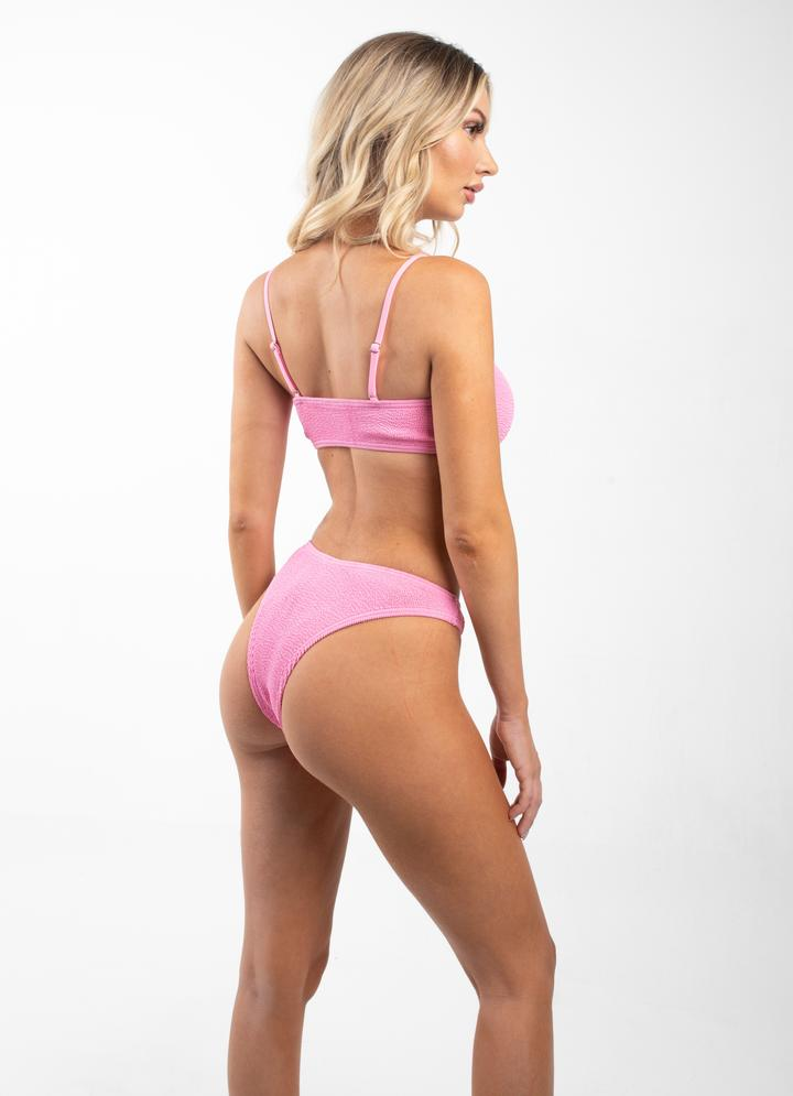 Load image into Gallery viewer,  Light Pink Latin Cut Bottom