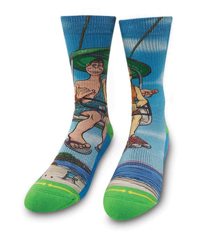 Load image into Gallery viewer, Caveman socks