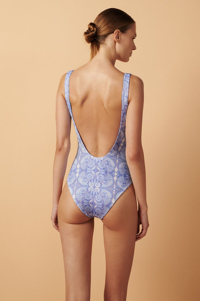 Amani Reversible one piece