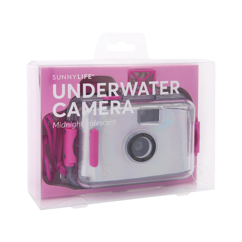 Load image into Gallery viewer, Underwater Camera | Midnight Iridescent