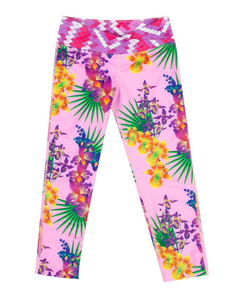 Surfs Up Legging - Pink