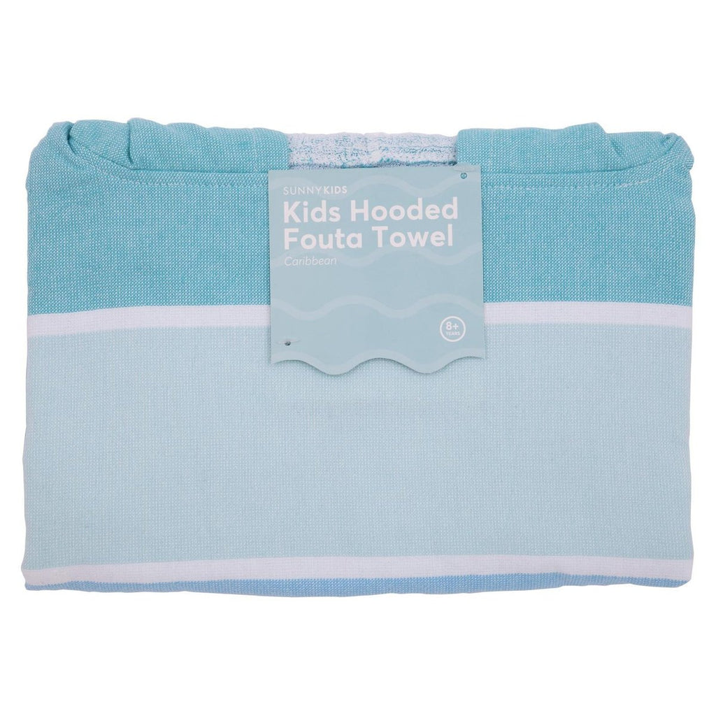 Kids Hooded Fouta Towel