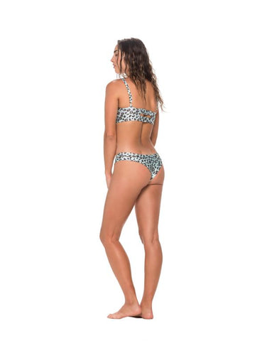 Latin Cut Animal Print Bottom