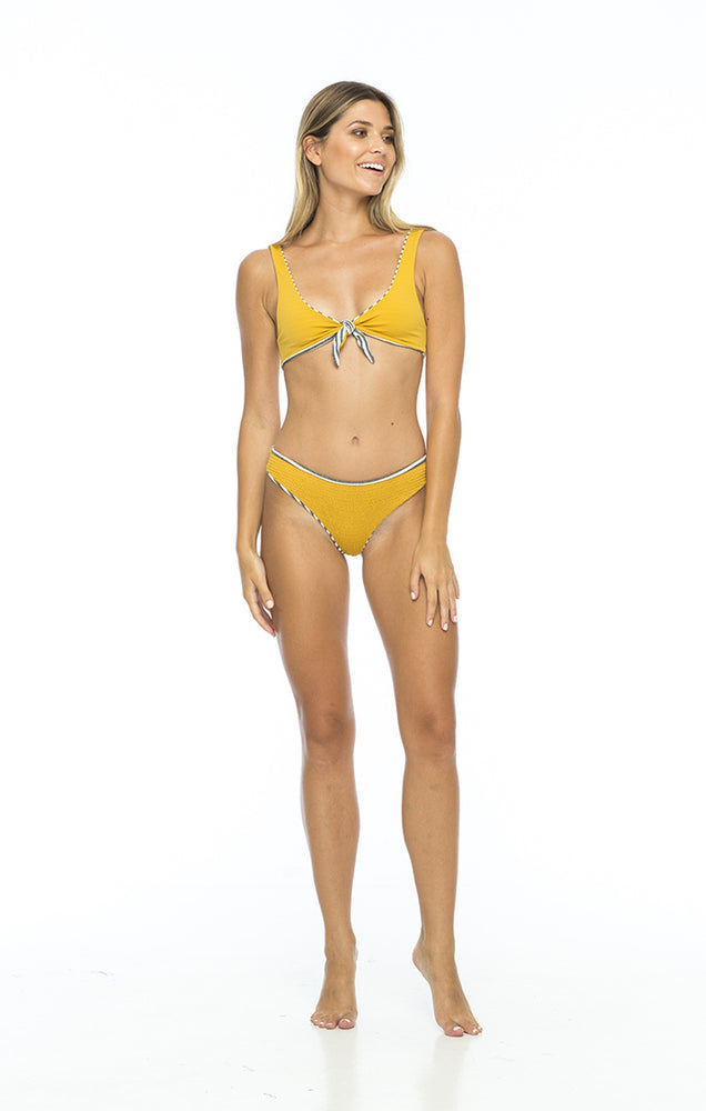 Load image into Gallery viewer, Yellow reversible bottoms