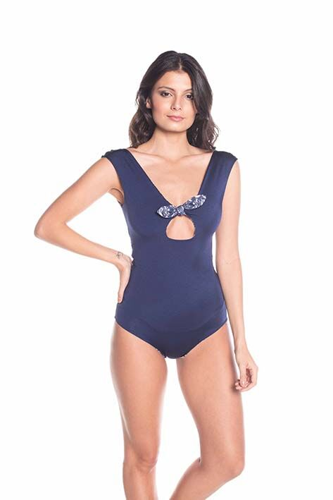 Reversible cut out one piece