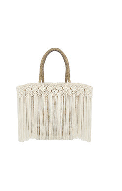 Fes Tote - Ivory