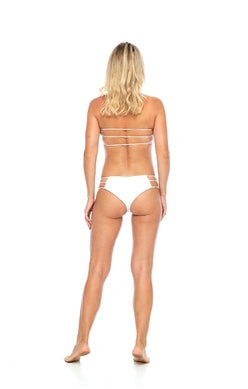 Melli Skimpy Bottom - White