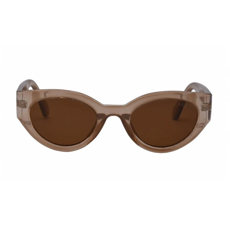 Load image into Gallery viewer, Taupe cat eye glasses