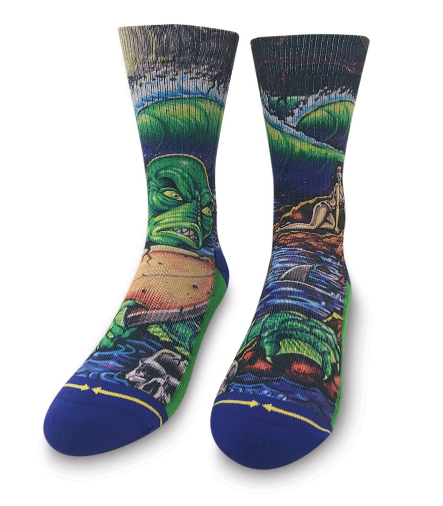 Creature socks