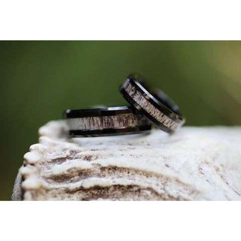 The Denali Couples Wedding Set