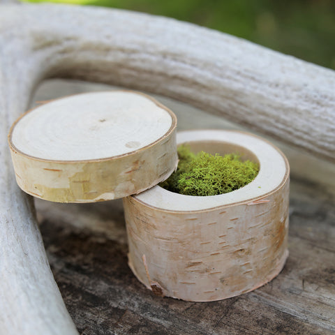 ADD-ON - Birch Box Ring Box (Non-Personalized) - OUT OF STOCK