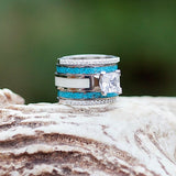 The Grand Acadia Ultimate Bridal Stack