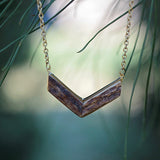 Antler V Necklace - OUT OF STOCK; PRE-ORDER NOW