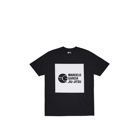 MGJJ Youth Box Logo, Black