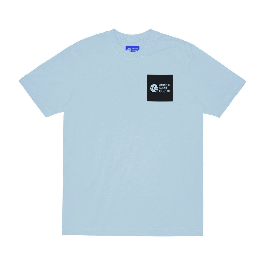 MGJJ Box Logo, Light Blue