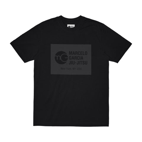 MGJJ Label Tee, Black