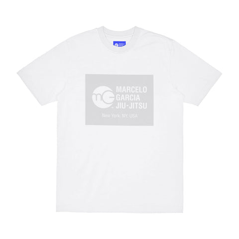 MGJJ Label Tee, White