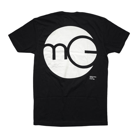 MGJJ Back Logo, Black