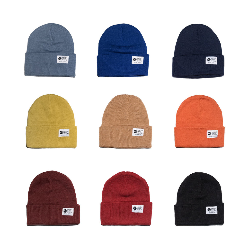 MGJJ Label Watch Cap