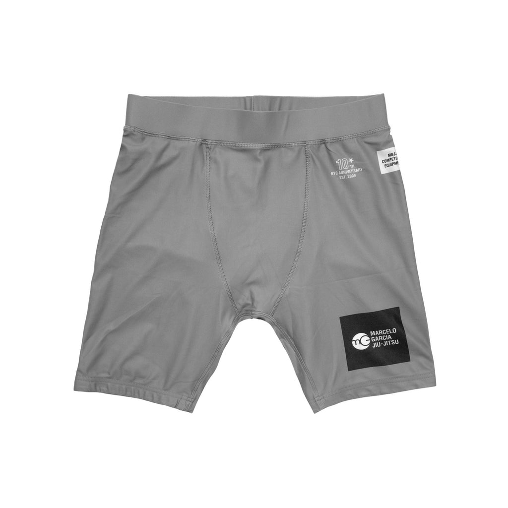 MGJJ Compression Shorts, Grey
